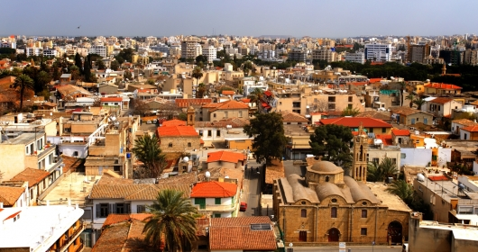 Tour of Nicosia (Lefkosia) - divided capital